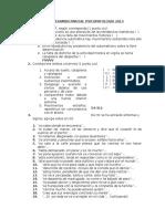 3 Examen Psicopatología 2013