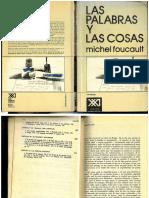 Foucault Michel - Las palabras y las cosas - Prefacio