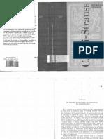 Antropología Estructural Levi Strauss