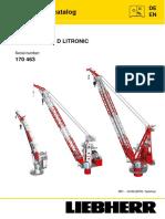 Liebherr Parts Catalog