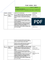 Planificacion Anual 1 -2 Basico