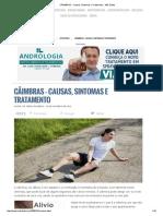 CÂIMBRAS - Causas, Sintomas e Tratamento » MD