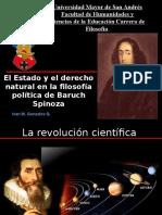 el pensamiento filosófico de la edad moderna el tratado teologico politico de Spinoza I - copia.ppt