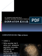 DERMATOMICOSIS