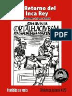 Biblioteca Laboral No. 20 - El Retorno Del Inca Rey_ Mito y Profecia en El Mundo Andino (Mercedes López-Baralt) (2016)