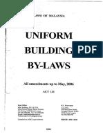 Uniform Building By Law.pdf