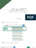 Webinar - SEO en 2017