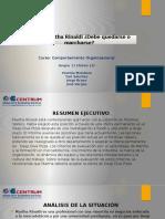 Caso Martha Rinaldi - Grupo 11 - CO
