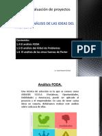 Clase 02 Fep Tema El Análisis de Las Ideas Del Proyecto