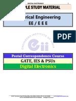 Digital Electrical GATE IES PSU Study Materials
