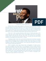Biografi Pele Pemain Legenda Bola