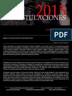 Magister en Artes Con Mencion en Gestion Cultural PDF 518 Kb
