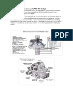 Sistema de Inyección Monopunto MULTEC de Opel