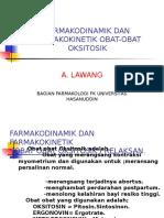 Farmakodinamik Dan Farmakokinetik