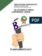 Planejamento Bandeirantes 2017 Versão Reduzida 1.1