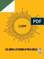 Boletin Aniversario LOM25