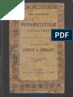 [1888] George S. Ioneanu - Mica colectiune de superstitiile poporului roman.pdf