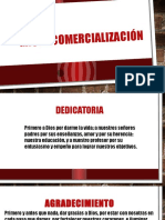 MICROCOMERCIALIZACIÓN