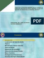 MODELADO GRAVIMÉTRICO