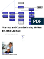 Start-up and Commissioning