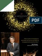 Carnation Presentation for the Website
