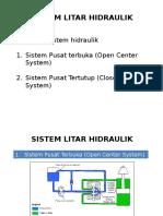 1.Sistem Litar Hidraulik