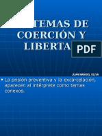 1. Sistemas de Coerción y Libertad