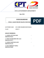 Inventor Report