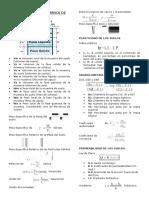 Formulas mecánica de suelos 1