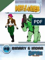 Adversaries #0 (Supers)LR