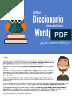 Suscripción - Diccionario Wordpress - Pasosparacrearunblog.co - Borja Navarro
