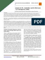 Economics of dr. Ambedkar.pdf