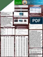 CPB 20104 Mass Transfer 2 UniKL MICET Mini Project (poster A3)