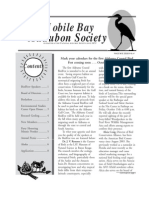 July-August 2004 Mobile Bay Audubon Society Newsletters