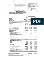 RFP F.S. and Ratios 2015