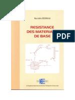 Cours de Résistance des matériaux et structure 3eme GS.pdf