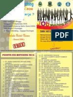 Brosur Job Matching v.14