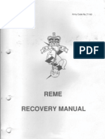 REME Recovery Manual