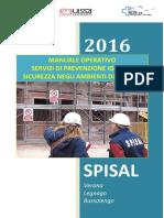 2016 ULSS20VR Manuale Operativo Spisal