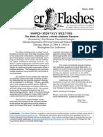 March 2008 Flicker Flashes Birmingham Audubon Society Newsletter