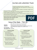 Tidy Up Newsletter 20131