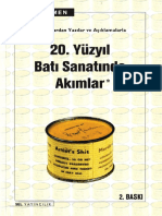 20. Yüzyıl Batı Sanatında Akımlar, A. Antmen.pdf