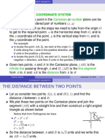 coordinate geometry print
