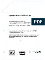 Api 1104 (welding of pipelines and related facilities). Pdf.