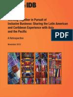 Ni Experiencias Asia Pacificio America Litina y El Caribe
