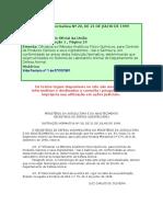A  Instrução Normativa Nº 20, DE 21 DE JULHO DE 1999.doc
