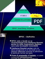 Resp BPOC, Insuf Resp, Cancer Pulmonar