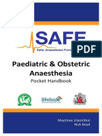 Safe Paediatric and Obstetric Book 2015