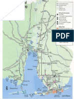 Alabama Coastal Birding Trail Map