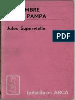 Jules Supervielle - El hombre de la pampa.pdf